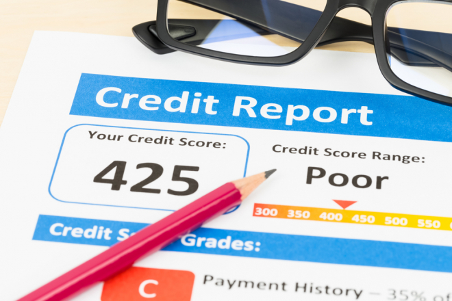 Can I Refinance with Bad Credit?